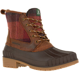 Kamik Sienna Mid Schoenen Dames, dark brown